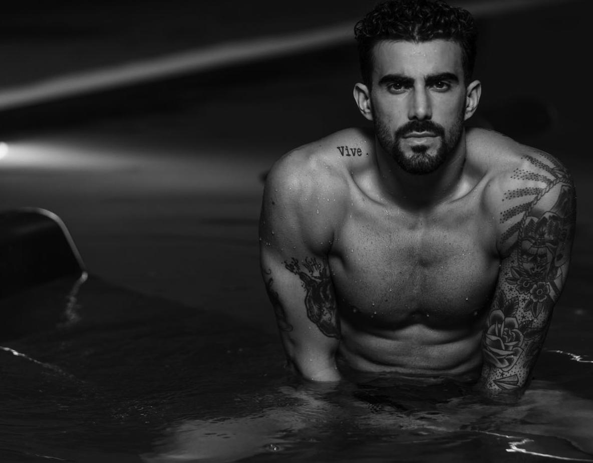 10 preguntas de belleza la hombre más guapo de España: Rubén Castillero, actual Mister International Spain